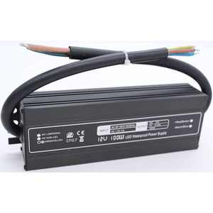 110v 220v ac switching power supply with ce etl rohs certification 12v 100w Transformer cctv camera enclosure unit