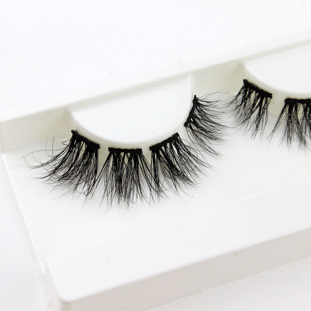 DIY cluster superfine band eyelash extension OEM cluster eyelashes