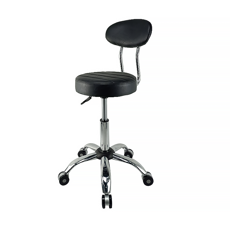 Hot sale adjustable height stool chair stainless steel adult lab high chair