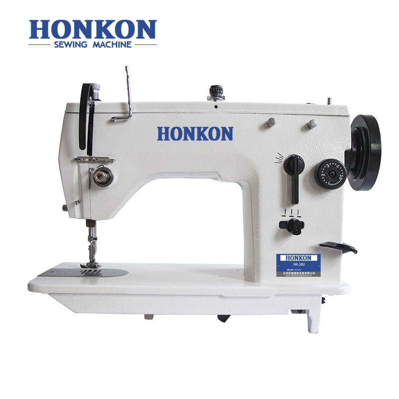 HK- 20U Hot Sale High speed Zigzag sewing machine Suitable for thin, medium and thick fabrics