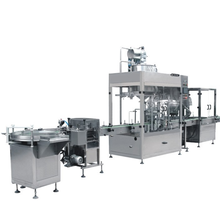 Automatic Sunflower Oil Filling Packing  Machine