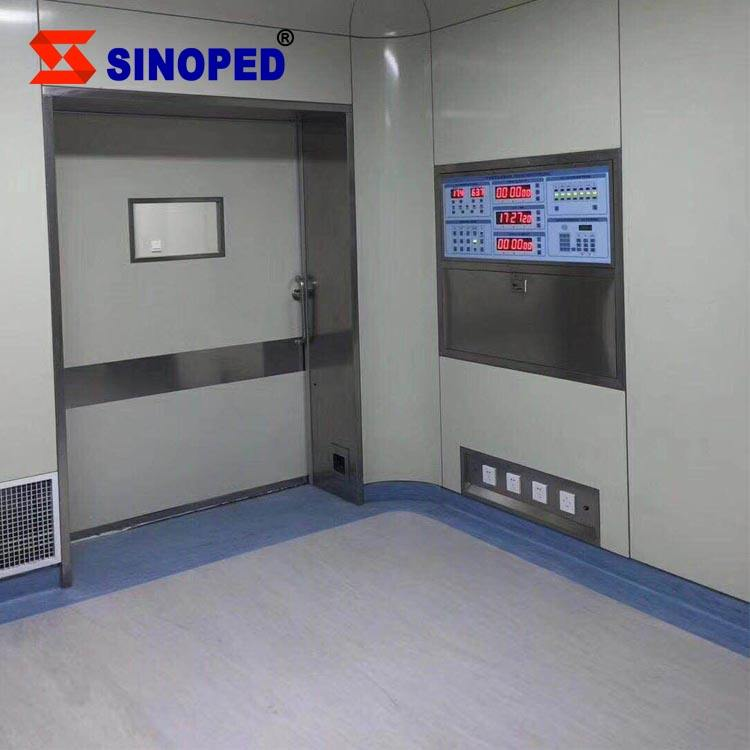 Class100-100000 Dust Free Customized Portable Cleanbooth Clean Room Booth / Sampling Booth With Factory Price