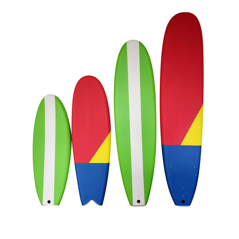 high quality epoxy short foam fish tail sup surfboard/ fish boards