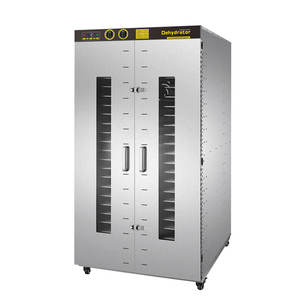 Suoher Direct Factory Supply New Stainless Steel 24 Trays Industrial Food Dehydrator Machine