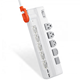 American type 5 outlet extension cord sockets power strip