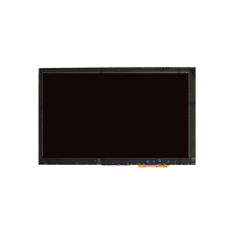 7 inch IPS LCD custom tft display 1024*600 resolution with HDMI interface with touch panel for outdoor handheld devices