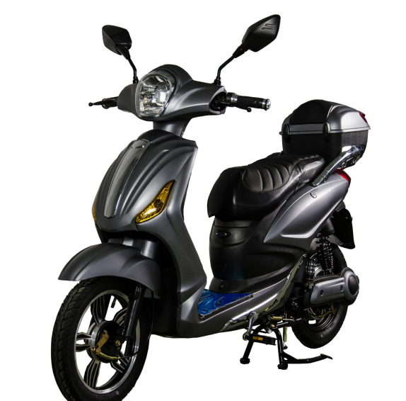 Cheaper High Speed Electric Scooter 60V 20AH 1000w 1500w 2000w Electric Motorcycle With pedals Disc Brake