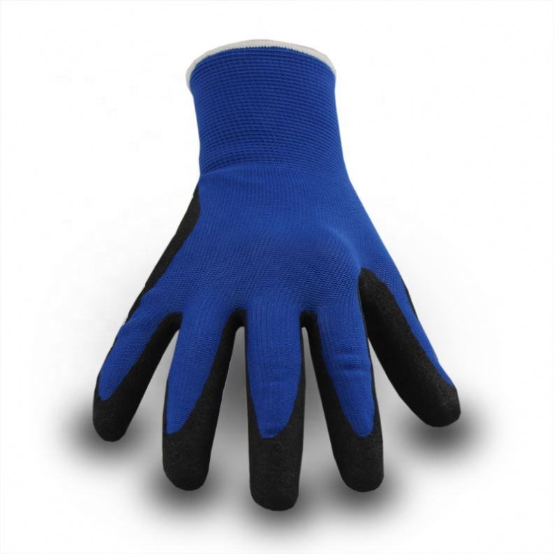 New Arrival Anti Cut Aramid Fiber Latex Glove