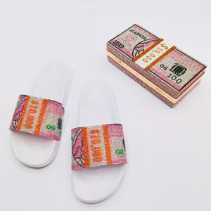 fancy Women sandals for girls casual slides cheap footwear snake sandal women flat shoes