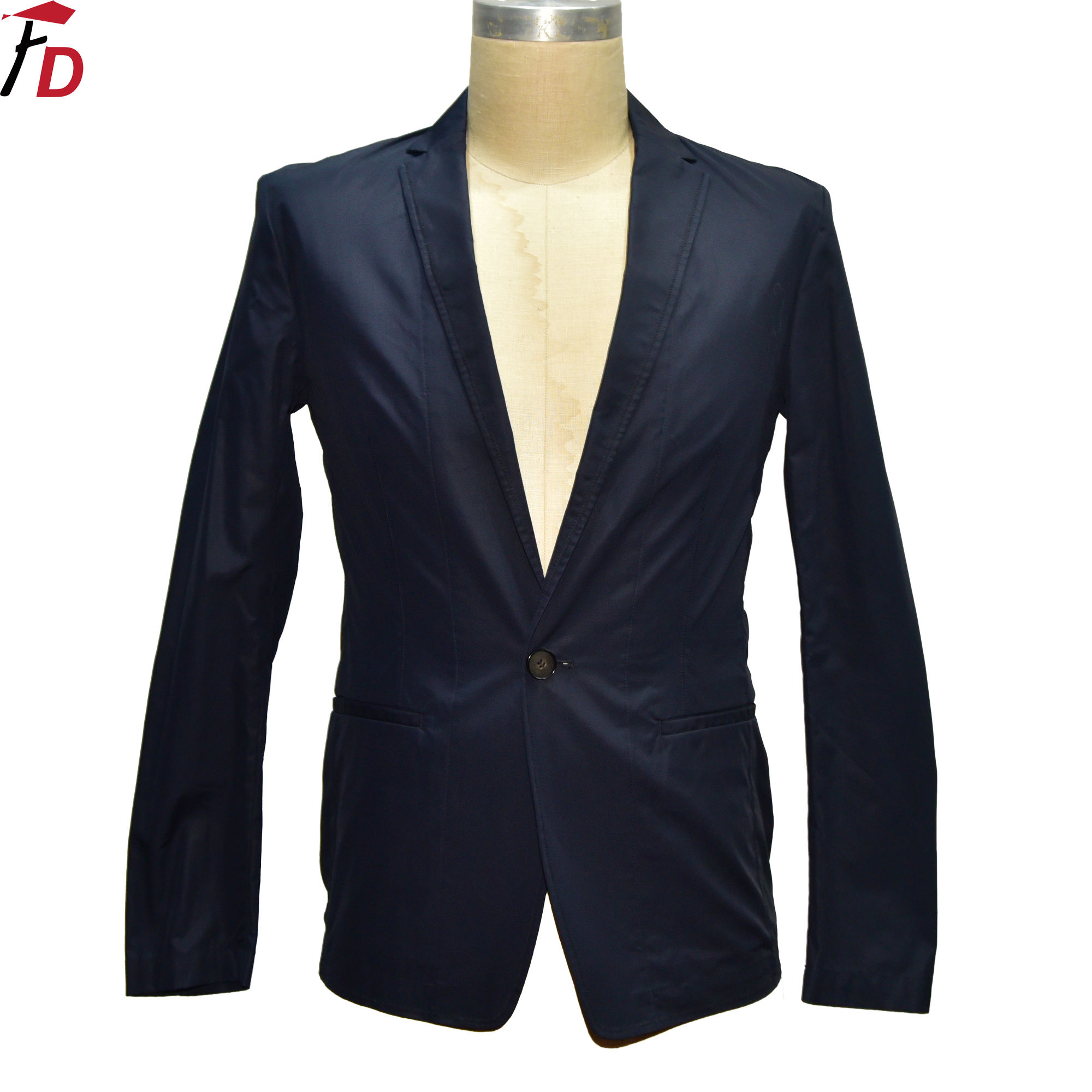 Cotton [ Suit ] Fit Mens Suit 2020 High Quality Custom Size New Style Cotton Casual Business Slim Fit Mens Blazer Suit