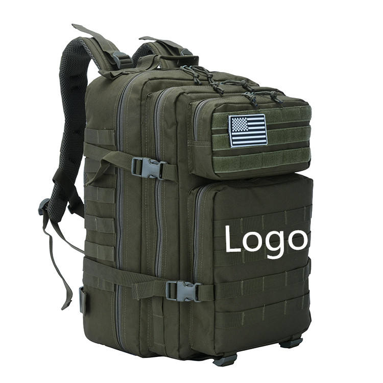 Water Resistant Outdoor Sports Gym Trekking Hunting Hiking Travel Molle Military Tactical Backpack