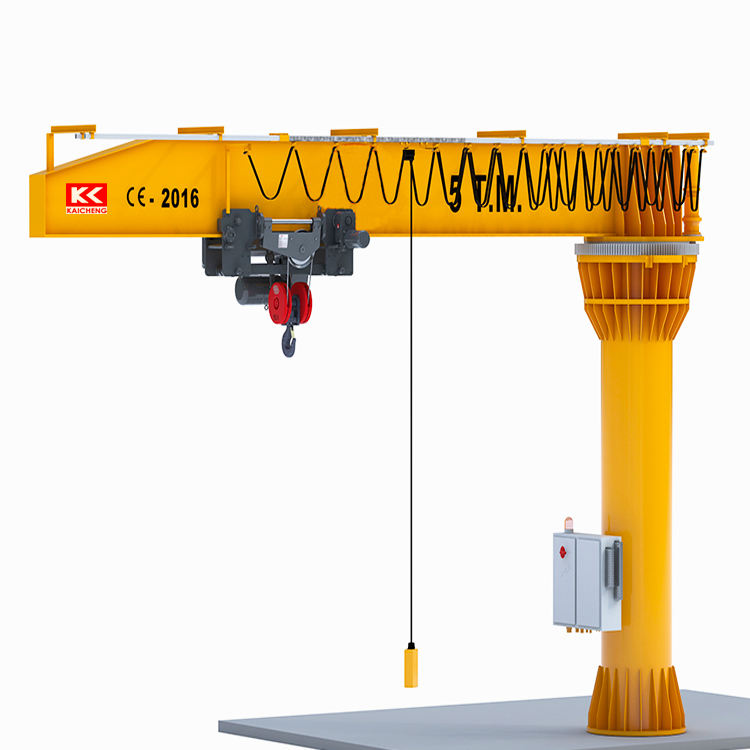 Logo Customization [ Crane ] China's Leading Crane Manufacturers 15 Ton Jib Crane