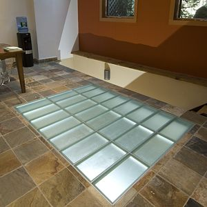 Structural Floor Glass Safety Clear Translucent Frosted Slip-proof Anti Slip Tempered Triple Laminated Glass Walkway Price