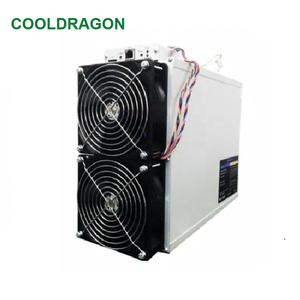 Model A10 ETHMaster (500Mh) from Innosilicon mining EtHash algorithm with a maximum hashrate of 500Mh/s for a power consumption