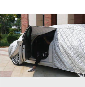 Matty Fabric With PA Coated NO Powder 100% Polyester Oxford Fabric For Car Cover