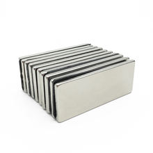 N52 strong rectangular magnetic materials neodymium nagnets block NdFeB rare earth magnet