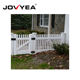 Easily Assembled White High Quality Use Garden Picket Fence