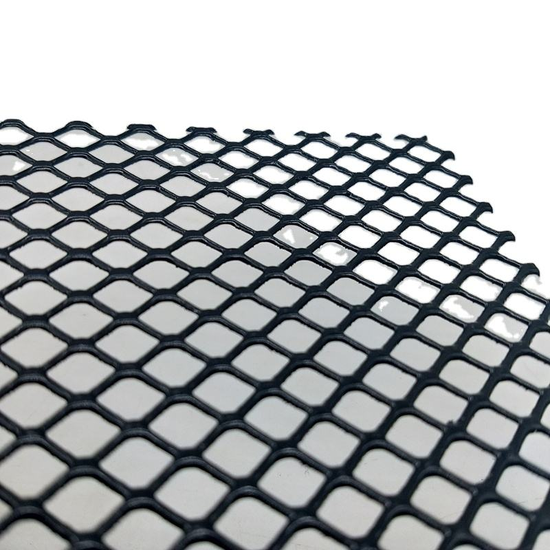small hole china supplier low price stainless steel expanded metal mesh customized