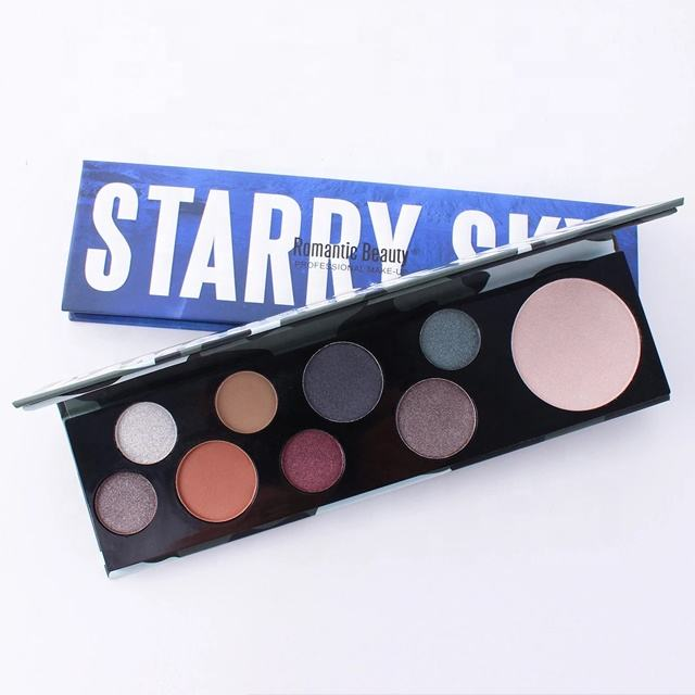 Amazon Ebay Hot Selling Make Up High Pigment Eye Shadow