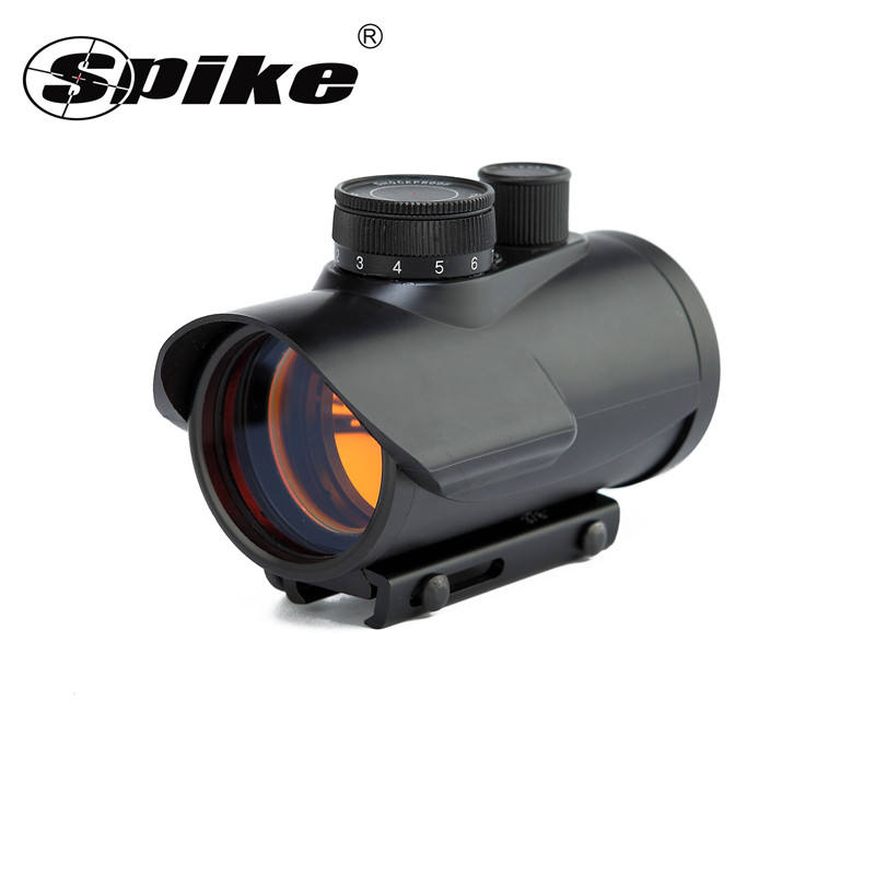 Spike HD40XR 1x40 Red Dot Sight/Red Dot Scope met 20mm & 11mm Rail/ red Dot