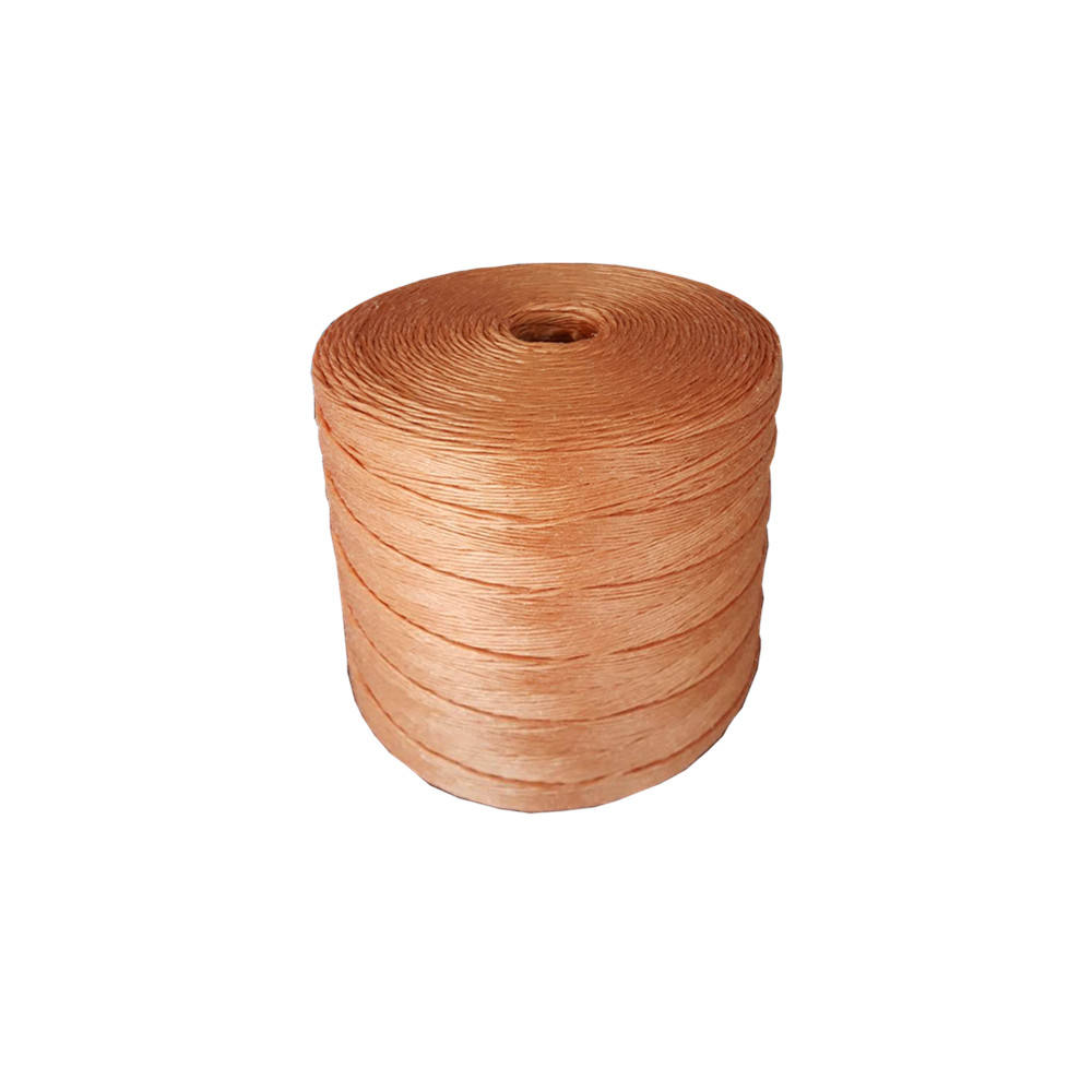 1000 Tex 2000 Tex Single Multi strands PP polypropylene Twine agricultural banana string bailing twine