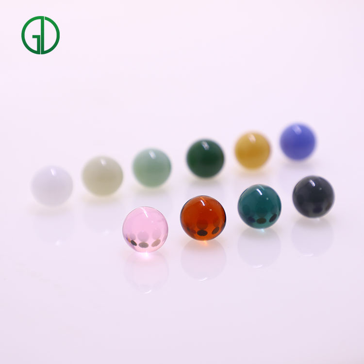 High Precision Colored Glass Ball Glass 15mm Glass Ball