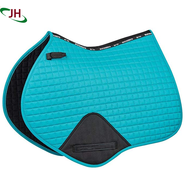 reining caballo matching cheap printed numnahs wholesale jumping half custom dressage western equestrian horse saddle pads