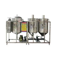 20TD-100TD soybean/sunflower/rice bran/cottonseeds/corn oil refinery machine,Edible palm oil refining plant