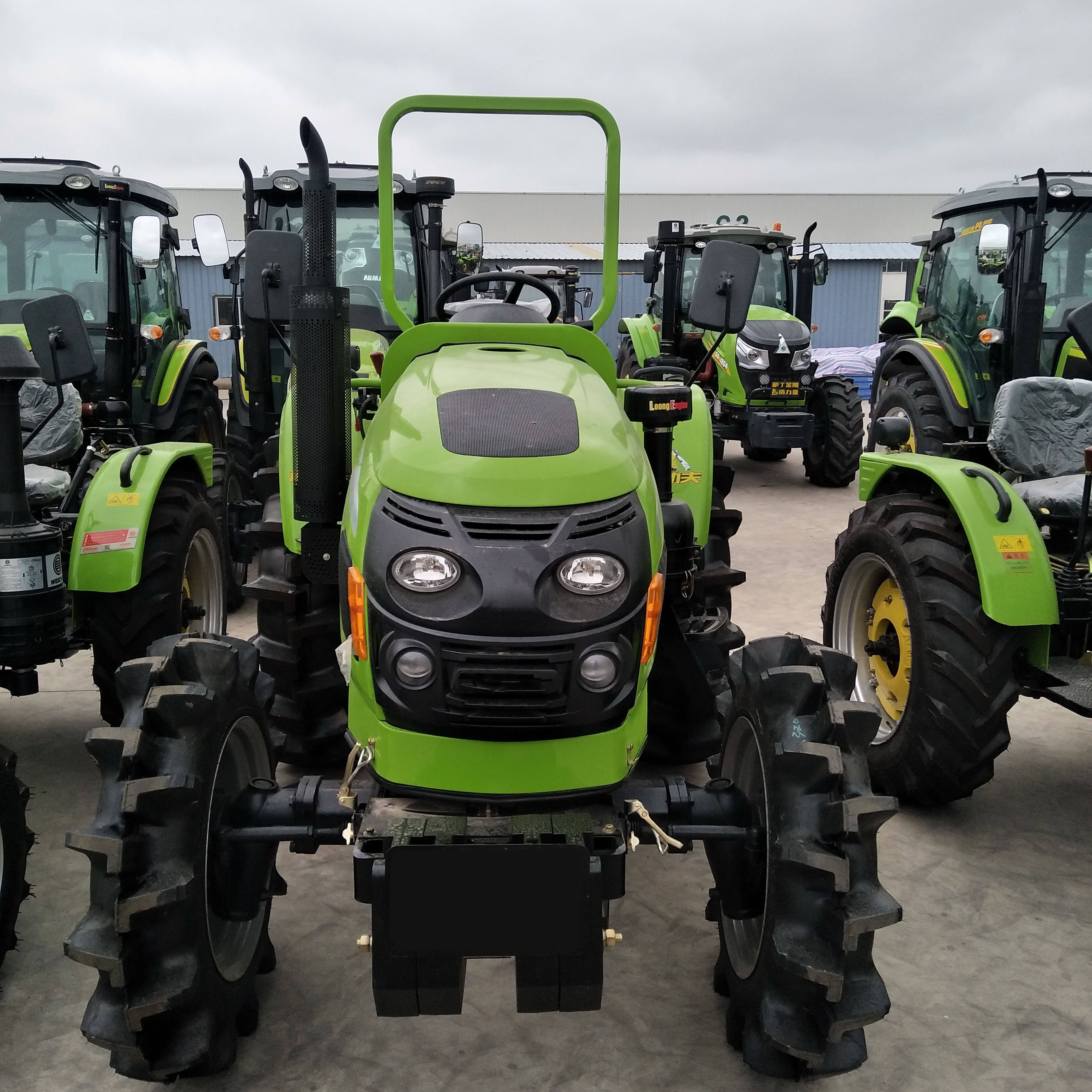 The Top 50hp 4wd Farm Tractor Producers