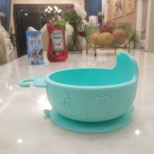 2020 China Wholesale BPA Free High Quality Kids Feeding Silicone Baby Sction Bowl