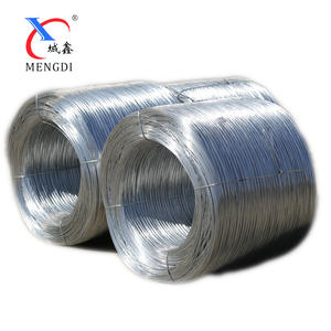 Galvanized iron wire hot dipped galvanized wire Electro galvanised iron wire