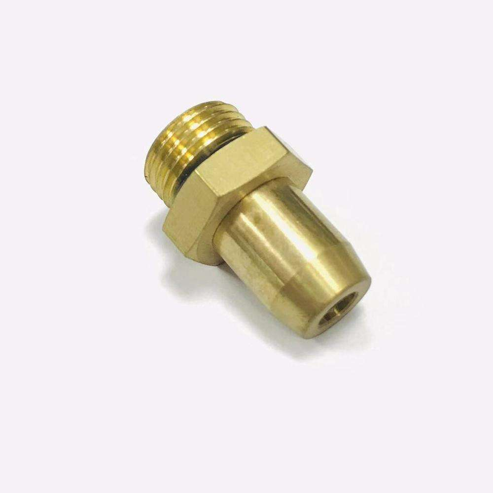 1//4 OD Tubing Push to Connect Fittings 1//2 Inch Npt Female Air Fittings PCF Air Lines Push Fittings Quick Connect Air Hose Fittings Pneumatic Fittings Push in Connectors Push Lock Fittings 2Packs