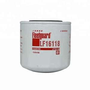 Bulk 16510-82703/LF16116 fleetguard oil 필터 대 한 디젤 engine 부