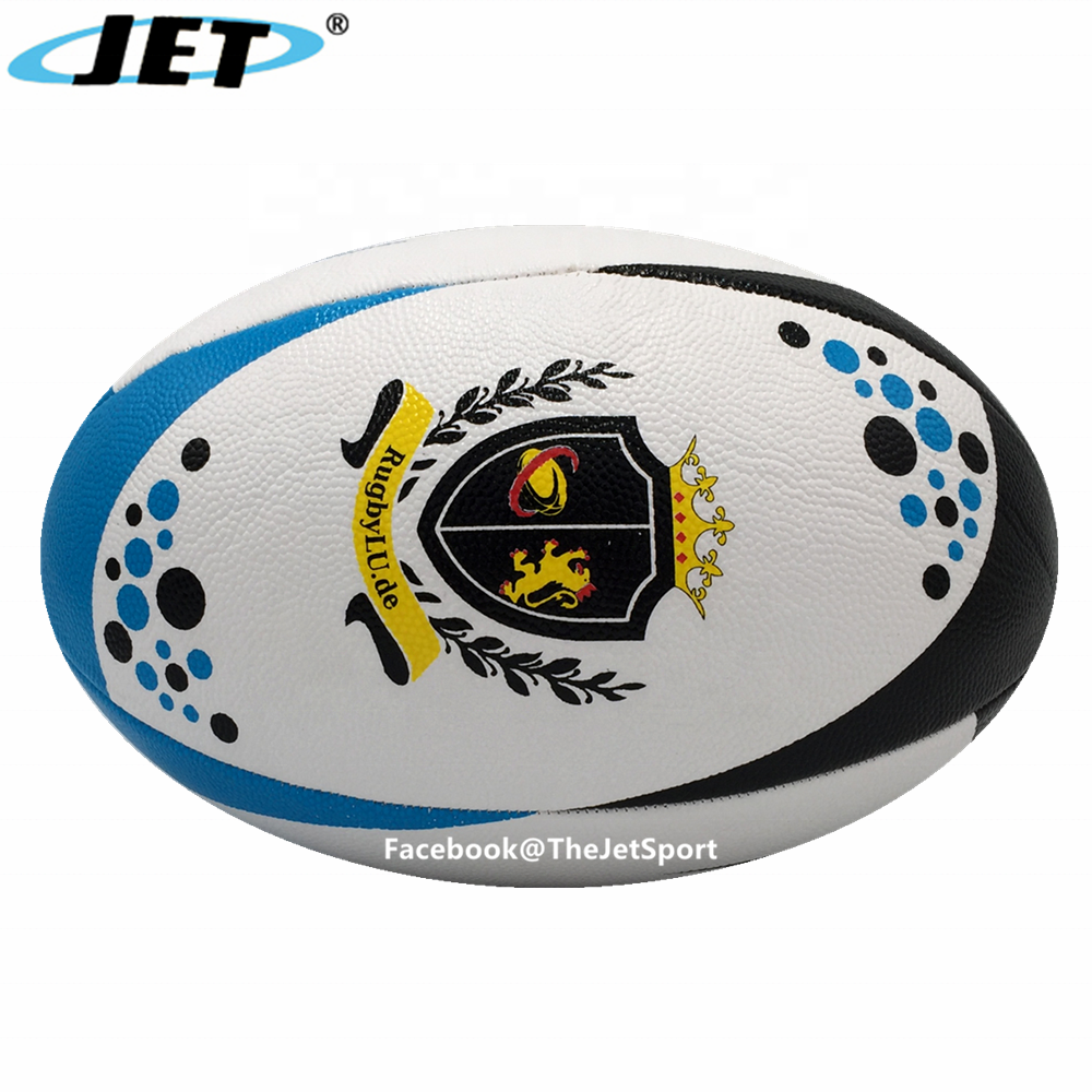 Customized Promotional and Match Rugby Ball Size 5 Match Rugby