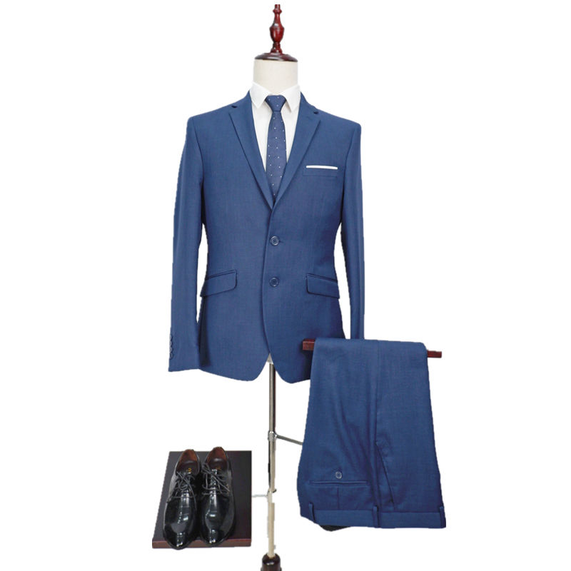 Durable Using Low Price Shoes Disposal Groom Suit For Men