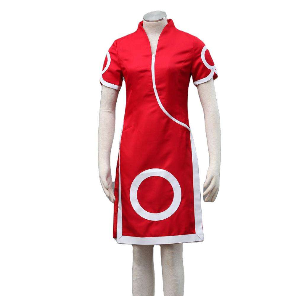 cosplay adult party costume naruto 5 ten set Haruno Sakura cosplay