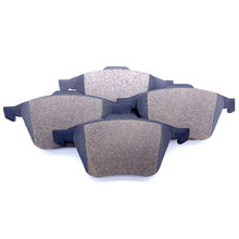 High-quality ceramic brake pad sets