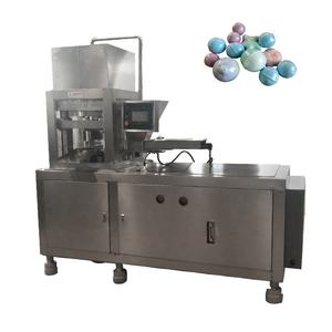 2019 new touch screen 220/380V bath bomb balls press machine