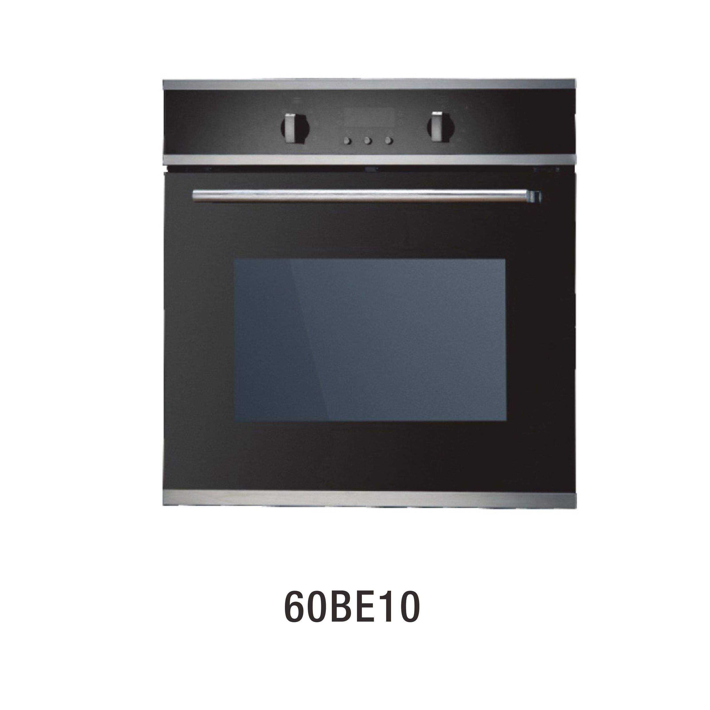 Kitchen appliance 60 built in gas oven with high quality