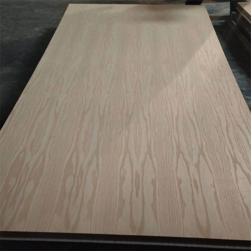 Hot sale China supplier MDF martial with wood veneer painting automatic mdf customized colorMDF