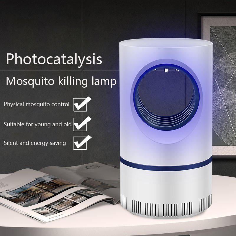 2020 New Arrival USB Powered LED Electric Mosquito Killer Lamp