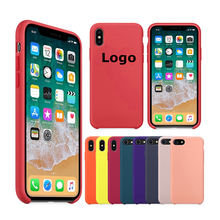 Original Official Silicone Phone Case For Apple iPhone 11 Pro Max Cover for iphone x case silicone for apple 11