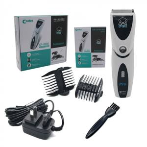 CP8000 Professionale Dog Pet Hair Trimmer Clippers Grooming Taglio di Capelli Macchina