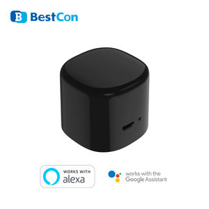 Alexa Google בית קול שליטה חכם Wi-Fi IR רכזת שלט אוניברסלי חכם בית Broadlink BestCon מותג