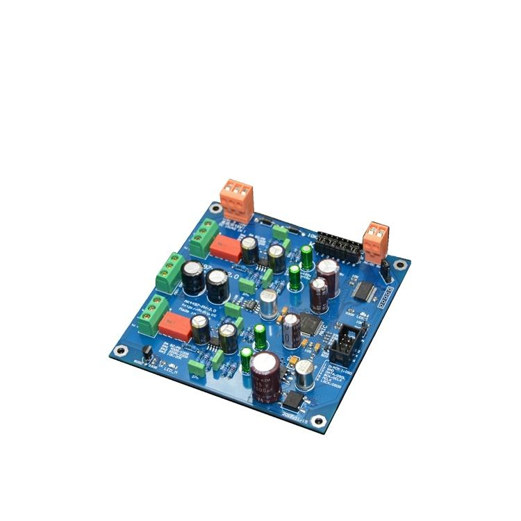 industrial pcb design 94v0 rectifier pcb for amplifier assembly