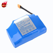 High quality nice price 10s2p 18650 cells 36v 4.4ah li-ion battery packs for hoverboard/e-scooter