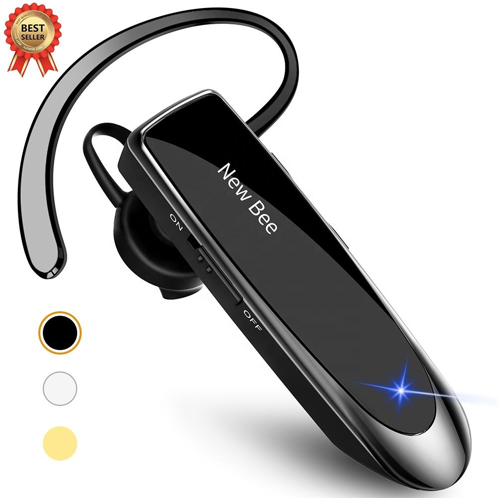 New Bee LC-B41 New Bee Best Wireless Bluetooth 5.0 Headset Earphone Earpiece