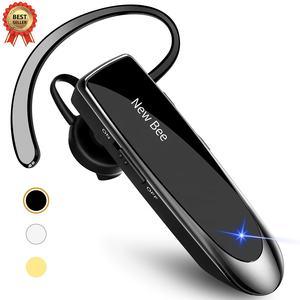 New Bee LC-B41 New Bee Best Wireless Bluetooth 5.0 Headset Earphone Earpiece