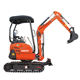 EVERUN 2.0 Ton Narrow Frame Small Excavator or Mini Digger For Sale