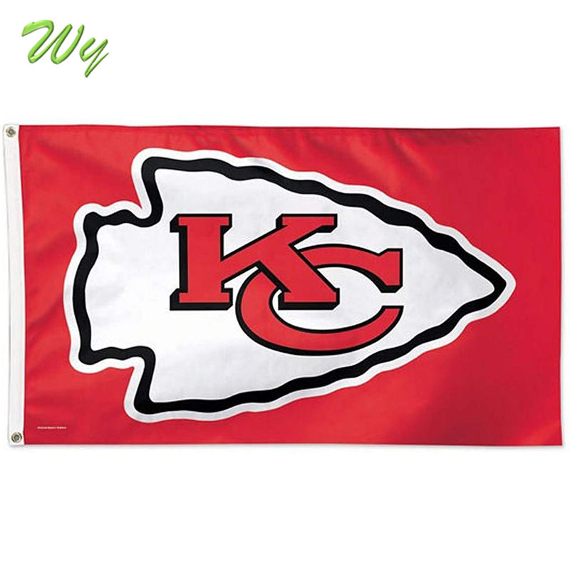 NFLS Jets fahnen <span class=keywords><strong>Kansas</strong></span> <span class=keywords><strong>City</strong></span> <span class=keywords><strong>Chiefs</strong></span> Los Angeles Chargerss Los Angeles Ramss Minnesota Vikingss bandera de fan del club de futbol